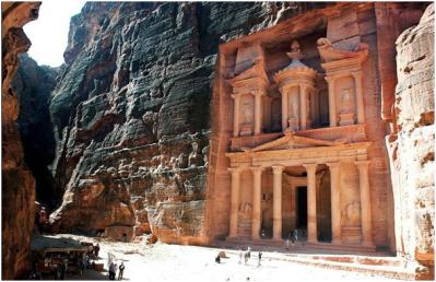 الأردن : البتراء و الجنوب