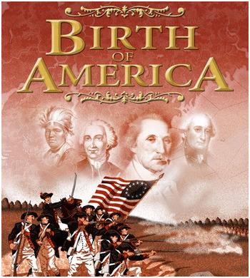 السلسلة الرائعة ميلاد امريكا(4 اجزاء)