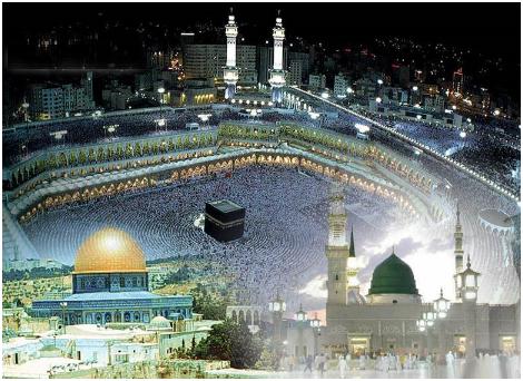 أمريكيون يتحولون إلى الإسلام    Holyplaces