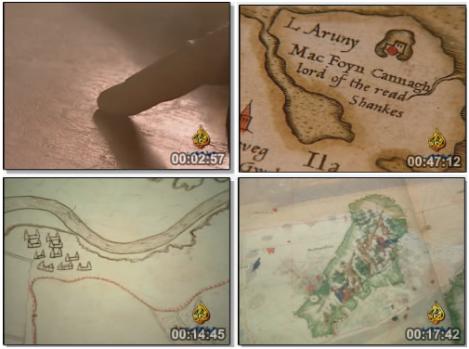 خريطة والدسيمويلر 1507